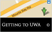 Getting to UWA